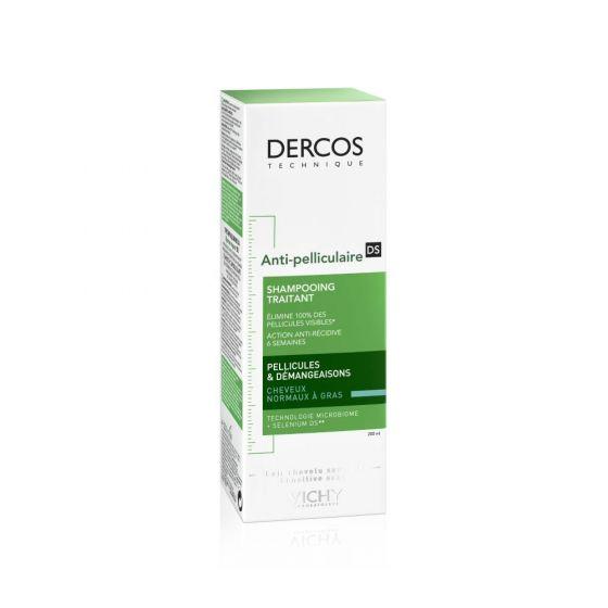 Vichy Dercos Anti - Dandruff Shampoo Λιπαρά 200ml