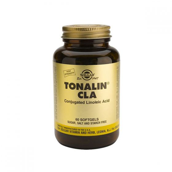 Solgar Tonalin CLA 60 Softgels